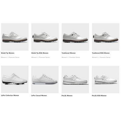 FootJoy MyJoys all womens models