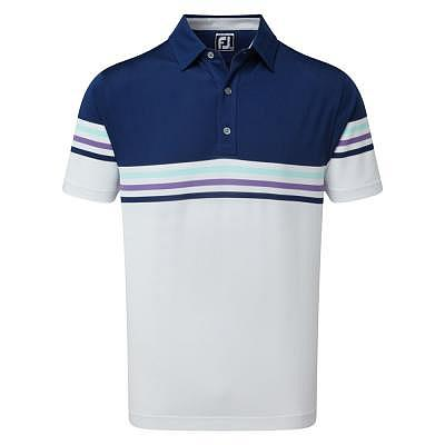 FootJoy M Stretch Pique Colour Block P..