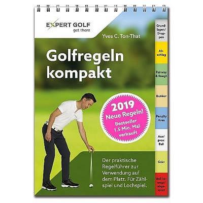 Bücher Golfregeln kompakt 2019