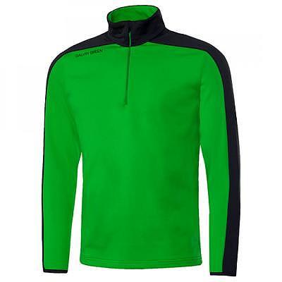 Galvin Green M DEX Insula half zip Pul..