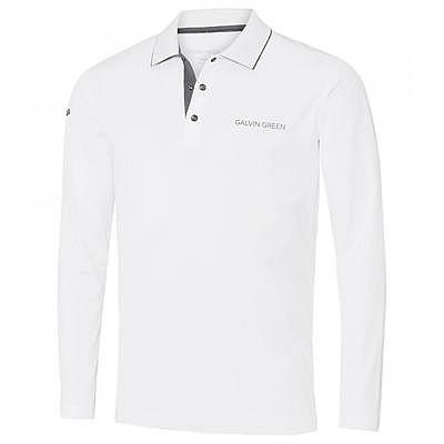 Galvin Green M MARC Polo LS