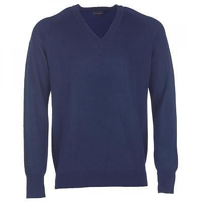 Galvin Green M CODY V-Neck Pullover