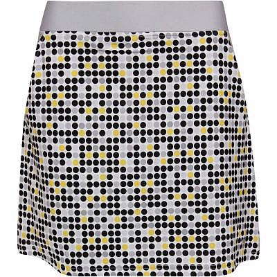 girls golf W ALL OVER DOTS Skort