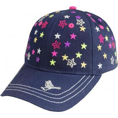 girls golf W stars Cap