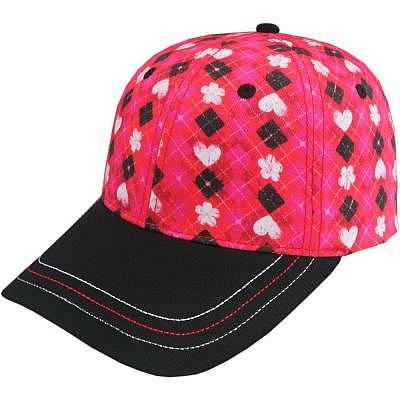 girls golf W new classic Cap