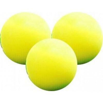 . Foam Practice Ball (6er Pack) yellow