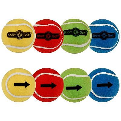 . Short Golf ballz (8-pack)