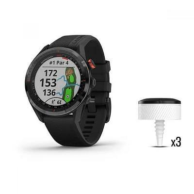 Garmin Approach S62/CT10 Bundle