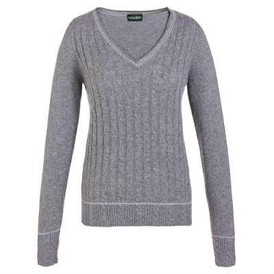 Golfino W Cable knitted pullover
