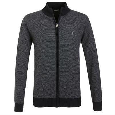 Golfino M Mini striped extrafine jacket