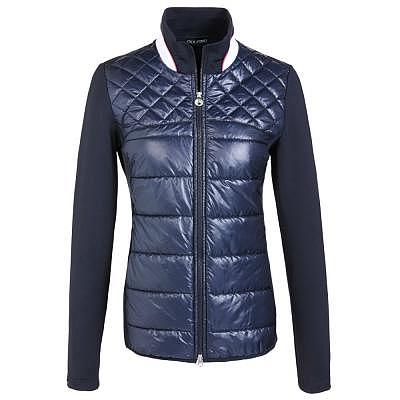 Golfino W Quilted sweat Jacket