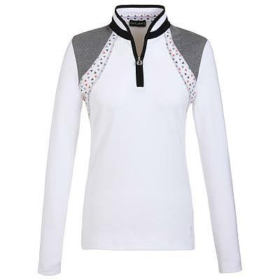 Golfino W Dry comfort jersey troyer