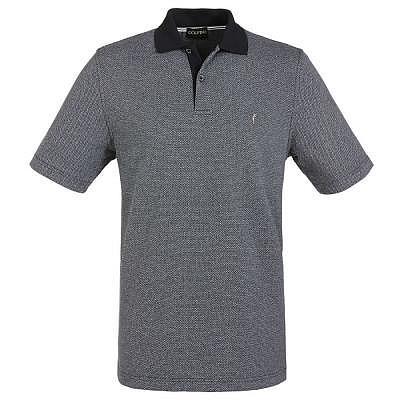 Golfino M Fancy jacquard short sleeve ..
