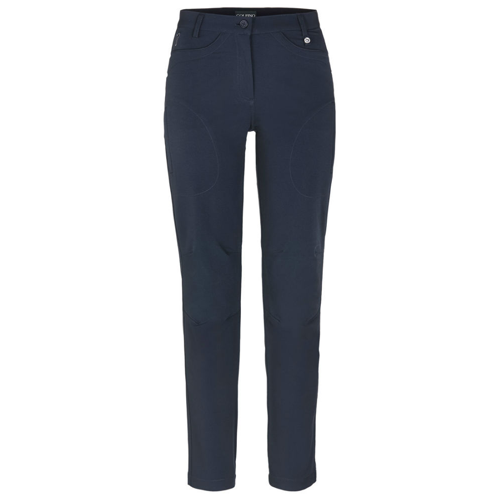 Golfino W Water Repellent trouser navy 36