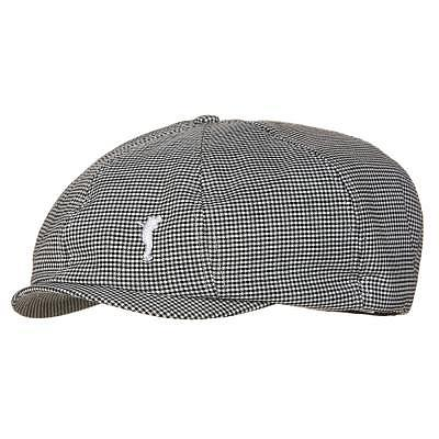 Golfino W Vichy flat cap