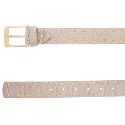 Golfino W Leather Belt