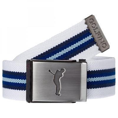 Golfino M Striped Elastane Belt