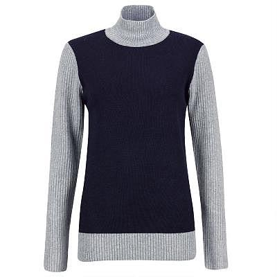Golfino W Silver Touch Rollneck
