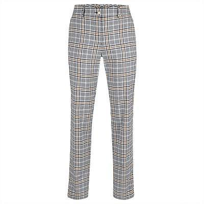 Golfino W Blossom Checked Pant