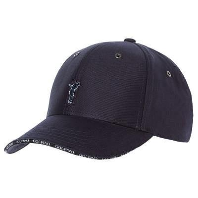 Golfino M Cotton Twill Cap