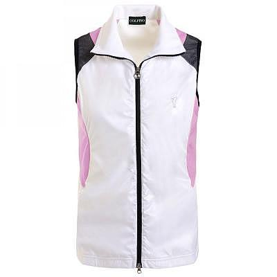 Golfino W Stretch Techno Fleece Waistc..