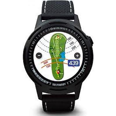 GolfBuddy aim W10 Golf Watch