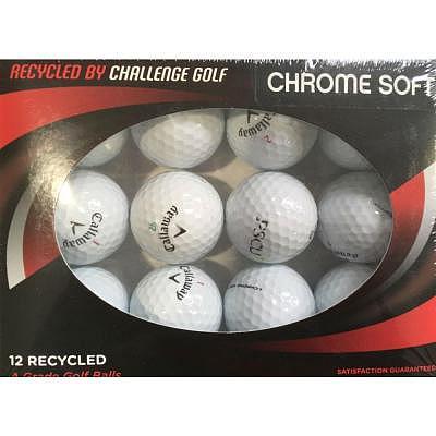 Callaway Chrome Soft Hit Me Again Ball..