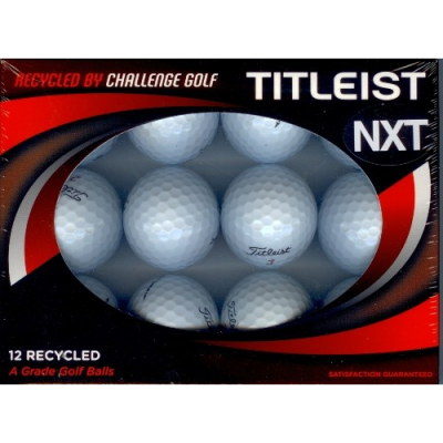 Titleist NXT Tour Hit me again Ball 12er