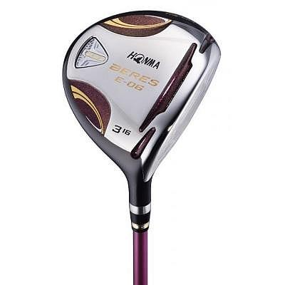 Honma Beres E-06 Fairway Wood Lady