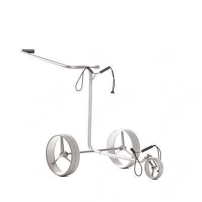 JuStar SILVER 3-Rad Trolley