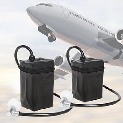 JuCad Flug Akku-Set für die Reise