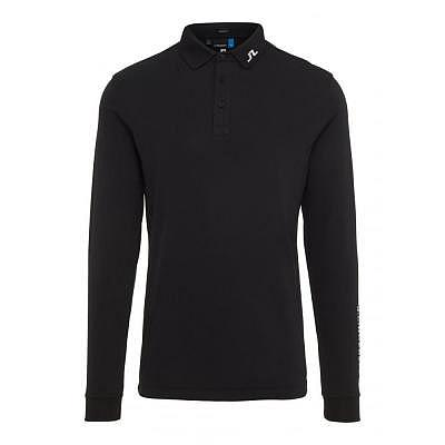 J.Lindeberg M Tour Tech Long Sleeve TX..