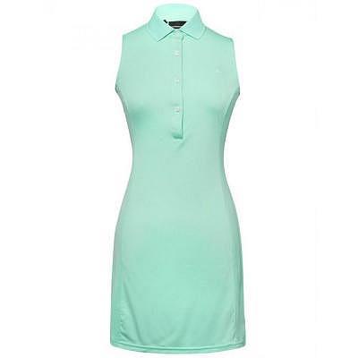 J.Lindeberg W LOUISE TX Jersey Dress X..
