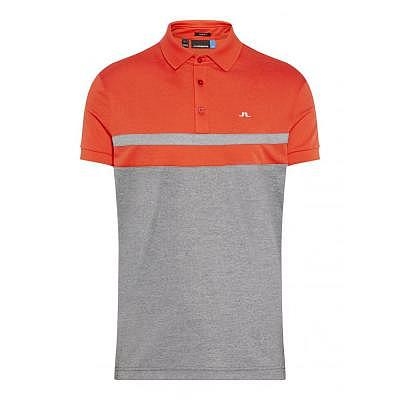 J.Lindeberg M KYE Cotton Poly Polo SS