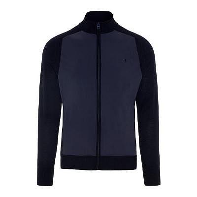 J.Lindeberg M Knitted Hybrid Jacket lu..