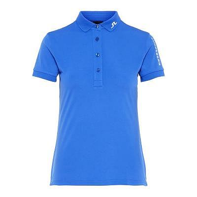 J.Lindeberg W Tour Tech TX Jersey Polo..