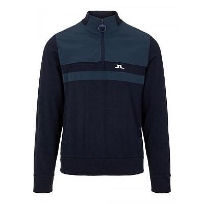 J.Lindeberg M Mathis Zipped Pullover