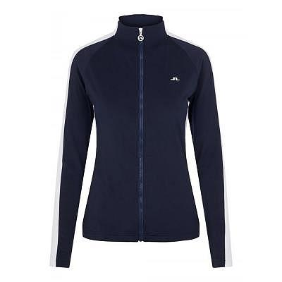 J.Lindeberg W Marie Full Zip Mid Layer