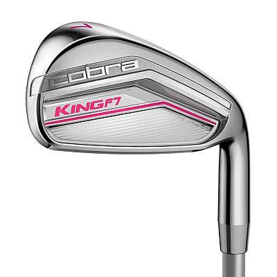 Cobra KING F7 Irons Lady