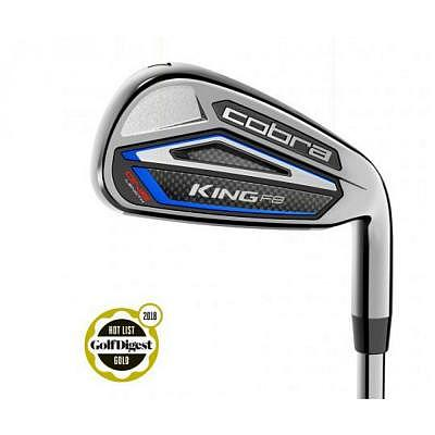 Cobra KING F8 ONE Length Irons Graphite
