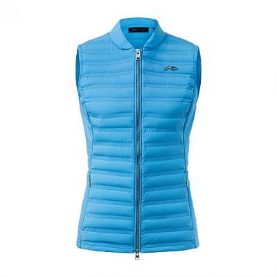 KJUS W Bellavista Vest azur blue 34