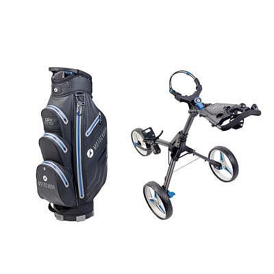 Motocaddy Dry Series Cart Bag & Cube P..