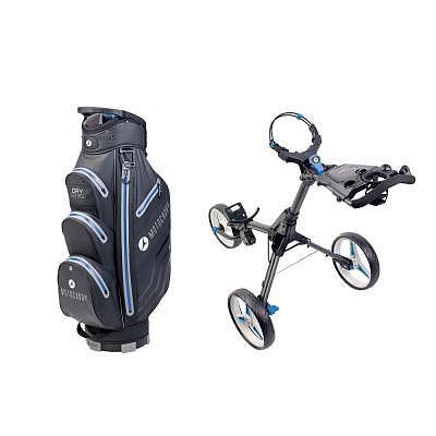 Motocaddy Dry Series Cart Bag & Cube P..