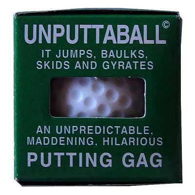 Masters (LS) Unputtaball Fun Ball