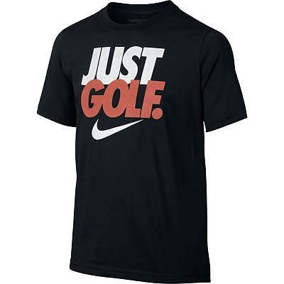 Nike K Boy's Nike Golf Graphic Tee XVII