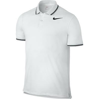 Nike M MDN TR Dry Tipped Polo ku.A XVII