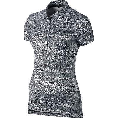 Nike W Precision Zebra Print Polo ku.A..