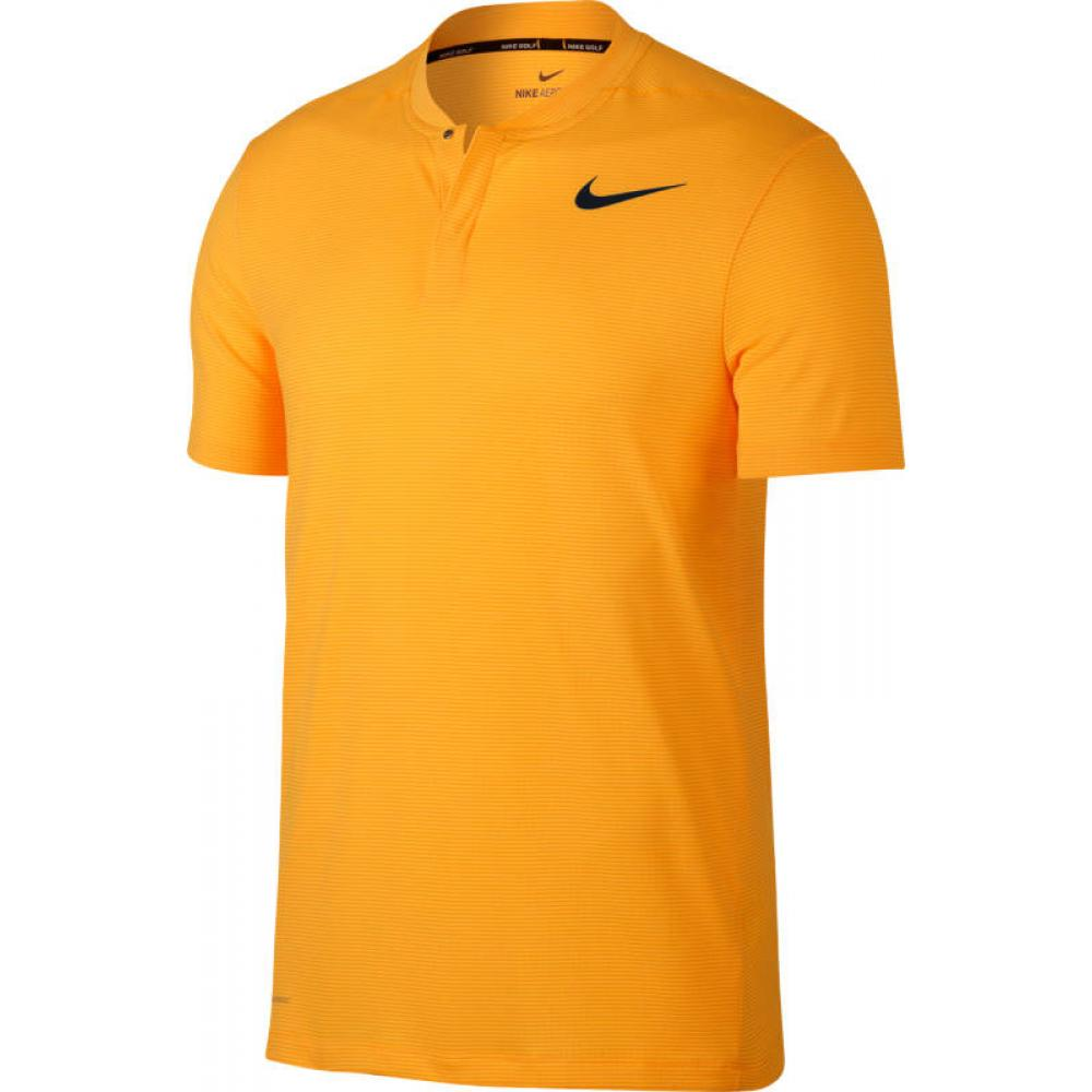 Nike M nk Arorct Polo slim yellow S