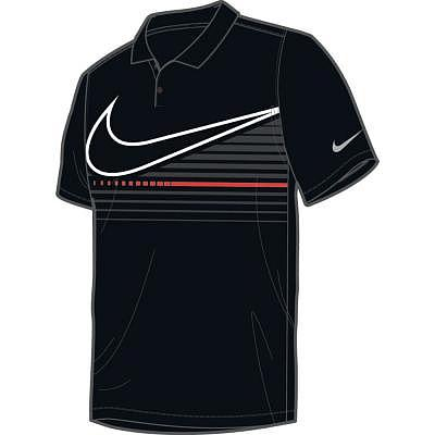 Nike K Boy's victory graphic polo soft..