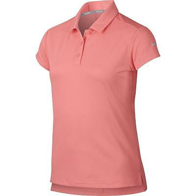 Nike Y Dry Victory Polo SS Girls